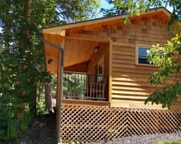 Rim Rock Lodge | Spearfish Canyon Resort | South Dakota