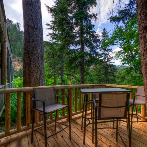 Rim Rock Lodge Spearfish Canyon South Dakota